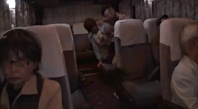 Bus, Bus sex, Japanese bus, Molested, Public creampie, Creampie teen