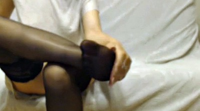 Stockings, Webcam stockings, Polish