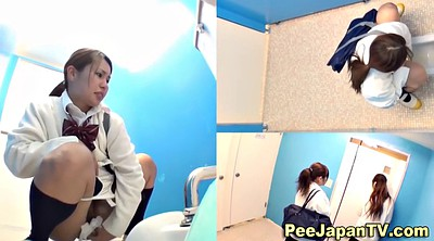 Amateur, Japanese voyeur, Asian schoolgirl, Japanese schoolgirl, Japanese uniform, Japanese piss