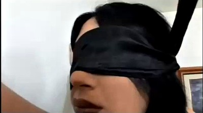 Latex, Blindfold