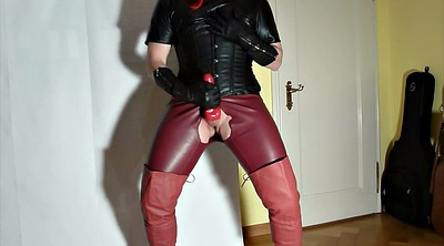 Dildo, Leather, Gay leather