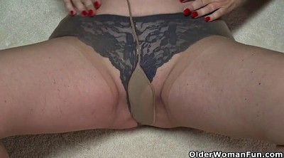 Nylon, Granny masturbation, Mature nylon, Milf nylon, Nylon milf, Mature fetish