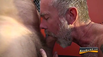 Bear, Mature ass, Mature gay