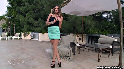 Pantyhose, August ames, Pantyhose outdoor