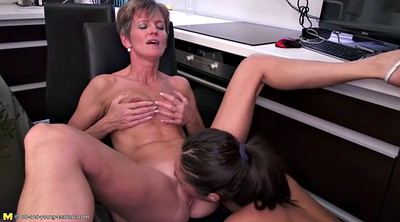 Mom daughter, Young daughter, Mature mom, Mom old, Lesbian mature