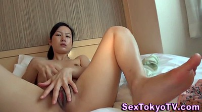 Japanese masturbation, Asian webcam