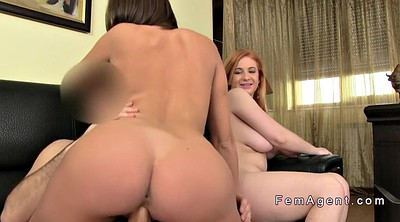 Casting anal, Test, Natural anal, Female agent, Anal casting, Agent