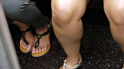 Ebony, Fetish, Train, Ebony compilation, Training