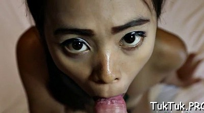 Thai, Thai blowjob, Asian thai