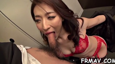 Japanese blowjob, Japanese threesome, Blowing