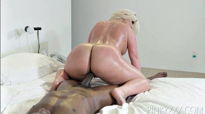 Julie, Julie cash, Cash anal, Blonde bbw, Bbw interracial