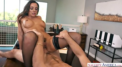 Milf office, Boss, Abigaile