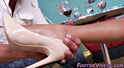 Black, Black footjob, Teen black, Black handjob