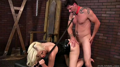 Mistress, Tongue, Mistress slave, Used, Ass to pussy