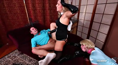 Pegging, Peg, Nuns, Pegged, Strapon bondage
