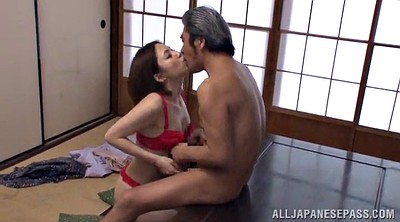 Lick, Tit job, Asian orgasm