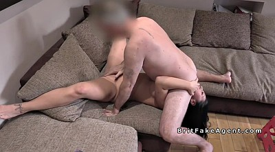Anal casting, British anal, Casting anal