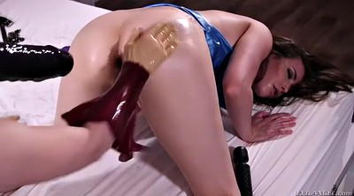 Casey calvert, Ass fisting, Strapon anal, Monster ass, Dildo fisting