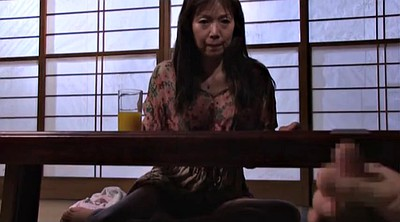 Japanese mature, Japanese son, Japanese mother, Mother son, Japanese milf