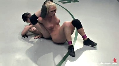 Fight, Strapon, Cute, Wrestling, Lesbian fight, Fighting