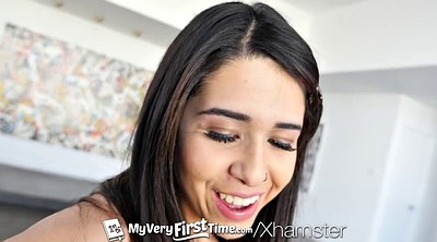 First time, First anal, Melanie, First, Wood