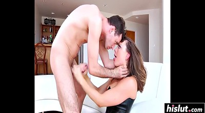 Chanel preston, Stocking anal, Ass licking, Stocking fetish