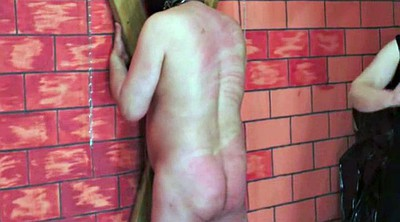 Caning, Mistress, Spanks, Caned, Russian mistress