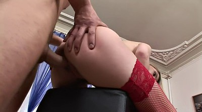 Stocking, Stockings anal