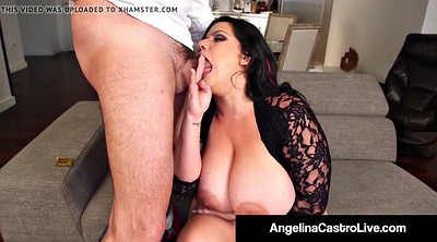 Threesome, Angelina castro
