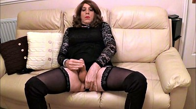Boots, Boot, Crossdress