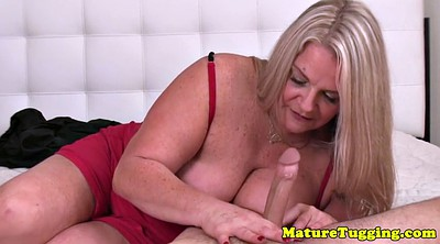 Mature handjob, Mature pov, Mature masturbating, Guy