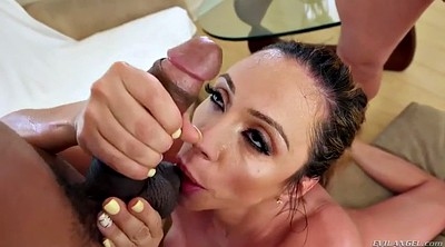 Mature big boobs, Ariella ferrera, Sucker, Mommy handjob, Black boobs, Mommy blowjob