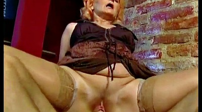 Old young, Granny anal