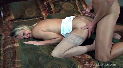 Tits, Milf son, Blonde mom