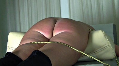 Caning, Wax, Caned