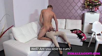 Female agent, Domination, Bdsm casting, Anal bdsm