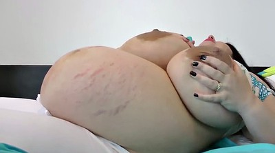Bbw big tits, Belly