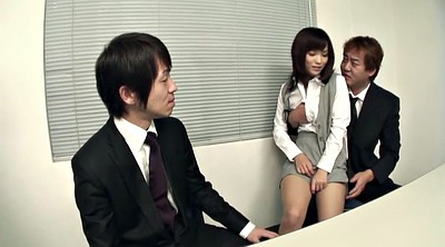 Japanese office, Facial japanese, Business
