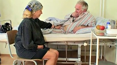 Nurse, Mature old couple, Young threesome, Young couple, Old couple, Nurses