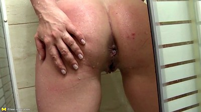 Pissing, Crazy, Mature mom, Pissed, With mom, Mature piss