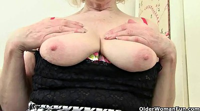 Older, British milf
