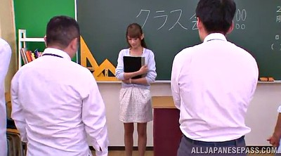 Asian gangbang, Teacher gangbang, Gangbang teacher, Busty asian