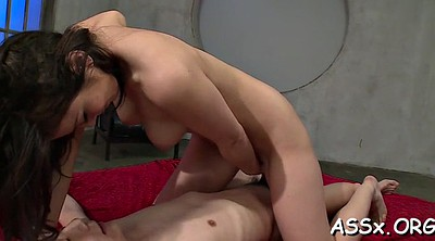 Asian anal, Live