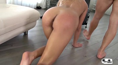 Hard spanking, Hard spank, Ass fisting, Throated, Spank anal, Cum in ass