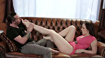 Pink, Dress, Chanel preston, Hairy milf, Preston