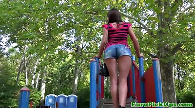 Boots, Amateur, Shaving, Playground
