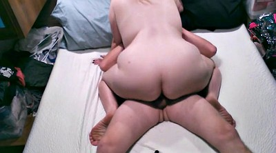 Riding, Wife creampie
