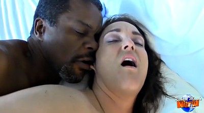 Big black, Big tits creampie, Betty, Black creampie