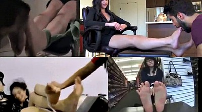 Foot fetish, Footing, Foot femdom