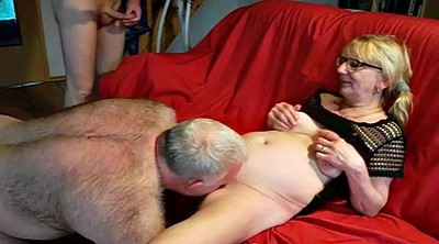 Mature creampie, Couple